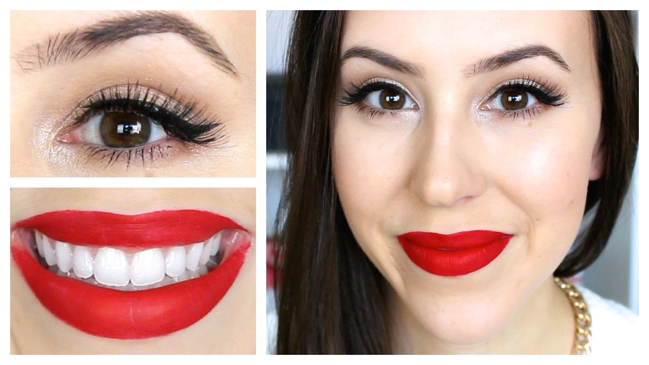Top 3 Tips For Simple Makeup Tips For Christmas Party