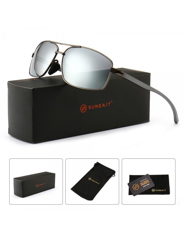 SUNGAIT Men's Polarized Sunglasses